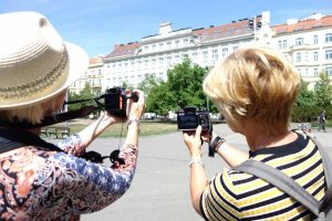 Photography Group on ZOOM @ Various places within Prague