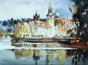 Watercolour Painting Group @ Contact organiser for details