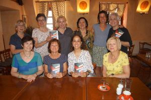 Friday Book Club on ZOOM @ Contact organiser for details