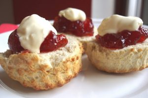 Charity Pop Up - Baking Teatime Treats with Helen Noll @ Contact organiser for details
